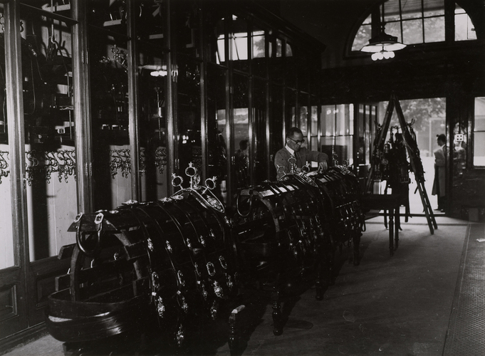 The State Harness Room, Royal Mews