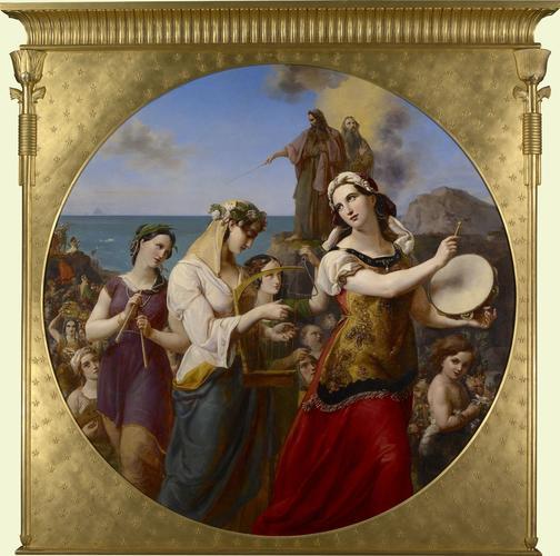 Miriam's Song of Praise