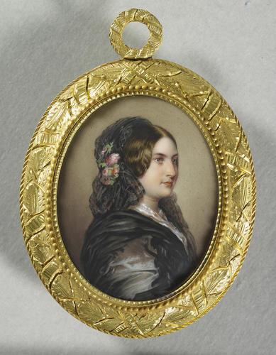 Princess Augusta of Cambridge (1822-1919), Hereditary Grand Duchess of Mecklenburg-Strelitz