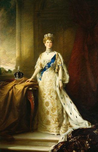 Queen Mary (1867-1953)
