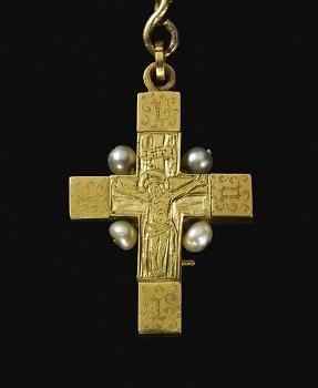 Clare reliquary