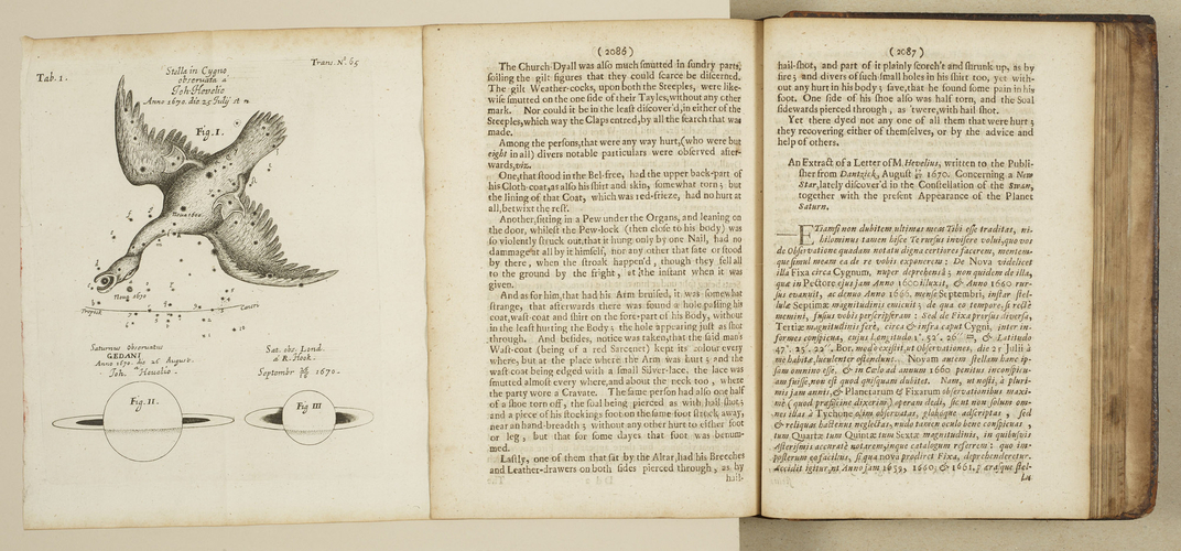 Philosophical transactions : giving some accompt of the present undertakings, studies and labours of the ingenious in many considerable parts of the world ; v. 4 & 5 for 1669 and 1670 / Royal Society