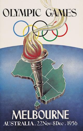 Olympic games : Melbourne, Australia, 22 Nov. - 8 Dec. , 1956