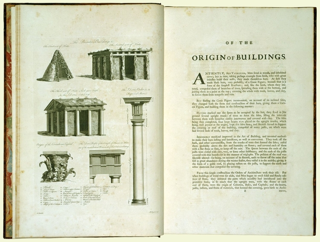 A Treatise on civil architecture : in which the principles of that art are laid down and illustrated by a great number of plates . . . / by William Chambers