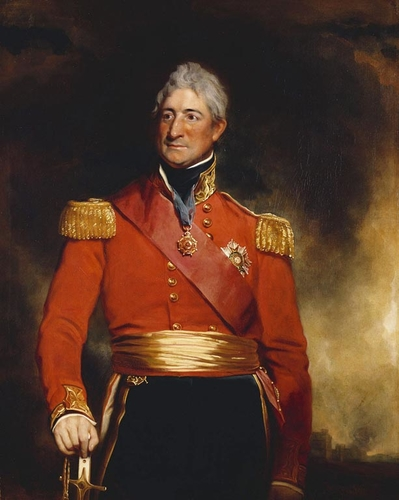 Sir Thomas Picton (1758-1815)