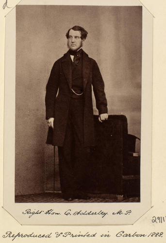 Charles Adderley, 1st Baron Norton