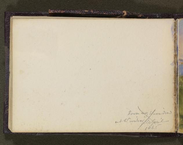 Master: Queen Victoria's Sketch Book