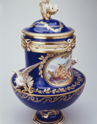 Vase angora or vase angola