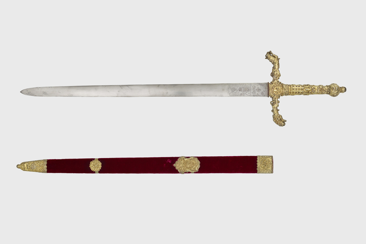 The Irish Sword of State