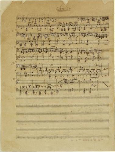 Felix Mendelssohn-Bartholdy (1809-47) - Lied ohne Worte für das