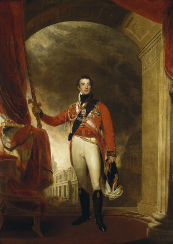 Arthur Wellesley, 1st Duke of Wellington (1769-1852)