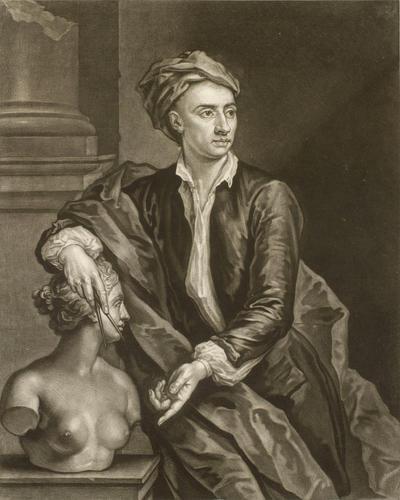 Michael Rysbrack, Flemish sculptor