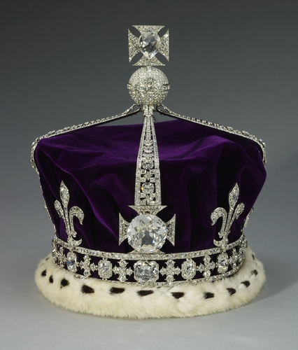 Queen Elizabeth The Queen Mother's Crown