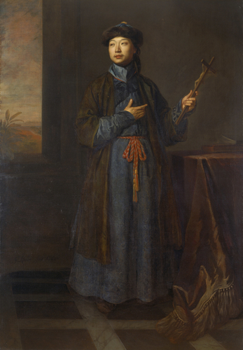 Michael Alphonsus Shen Fu-Tsung (d. 1691), 'The Chinese Convert'