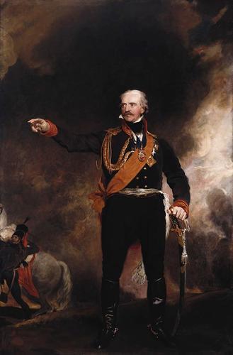 Field-Marshal Gebhardt von Blucher (1742-1819)