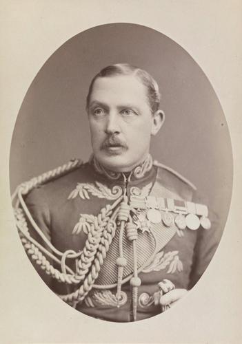 Lieutenant-General Sir Thomas Durand Baker (1837-93)