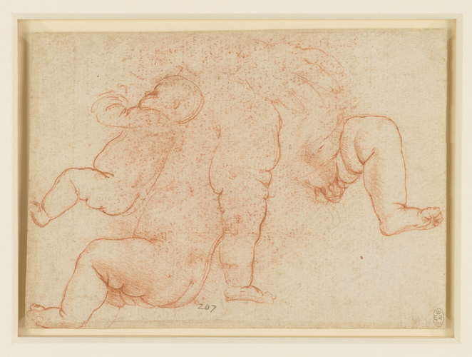 Studies of an infant