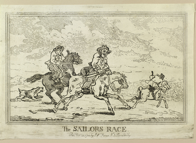 The Sailor's Race