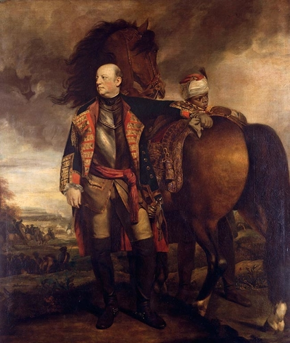 John Manners, Marquess of Granby (1721-70)