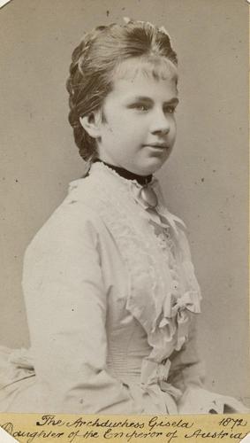 Archduchess Gisela of Austria (1856-1932)