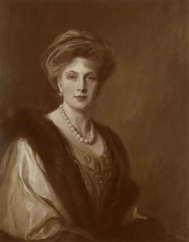 Philip Alexius De Laszlo 1869 1937 H M Victoria Eugene Queen