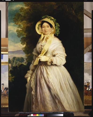 Juliane, Princess of Saxe-Coburg-Saalfield, Grand Duchess Anna Feodorovna of Russia (1781-1860)