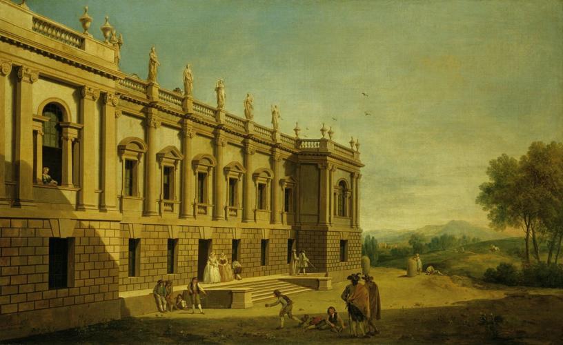 View of Burlington House