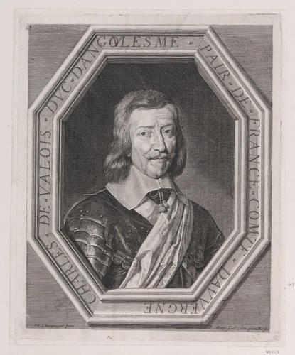 Charles de Valois Duc D'Angouleme