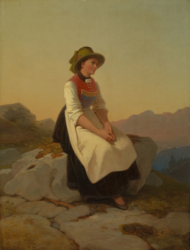 Tyrolese Woman