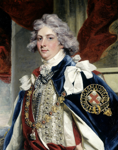 George IV (1762-1830), when Prince of Wales