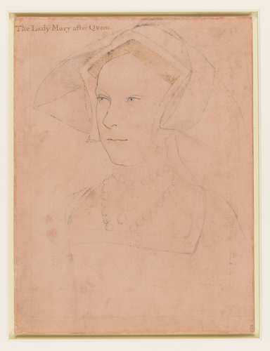 Princess Mary, later Queen (1516-1558)
