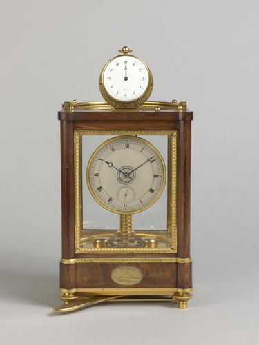 Master: The 'Sympathique' clock Item: Sympathique Clock