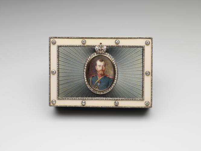 Imperial presentation box