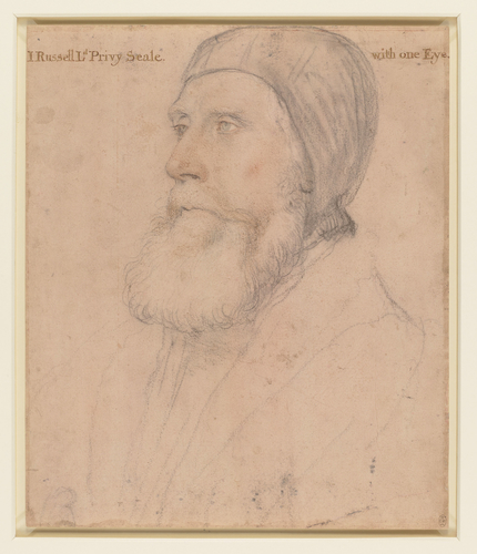 John Russell, 1st Earl of Bedford (1485-1555)