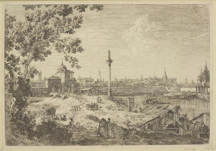 A capriccio of Padua