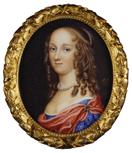 Portrait of a Lady called Sophia, Electress of Hanover (1630-1714)