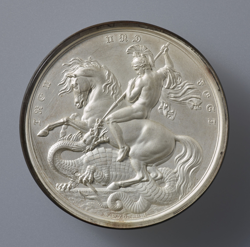 Prince Albert's Personal medal