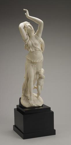 Sappho and Cupid