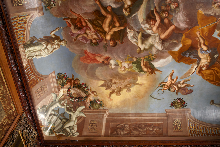 The Apotheosis of Catherine of Braganza