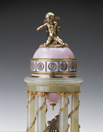 The Colonnade Egg