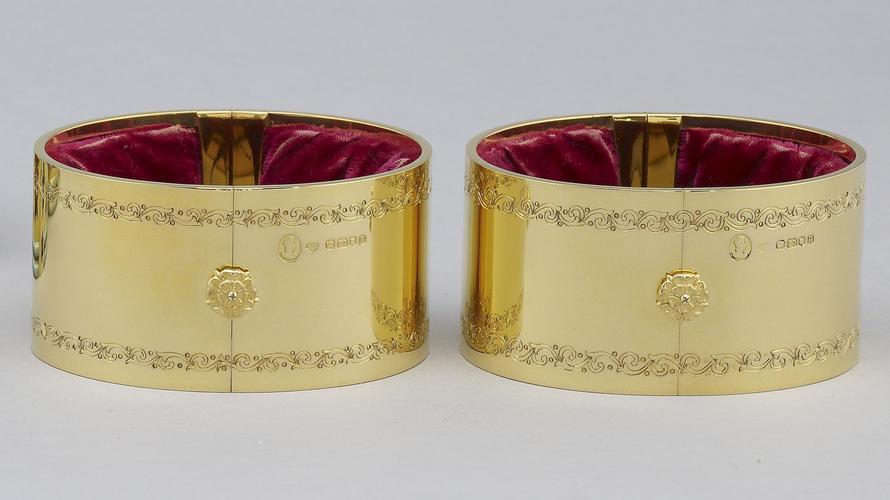 Queen Elizabeth II's Armills