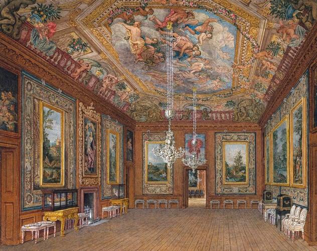 Windsor Castle: The Queen?s Drawing Room