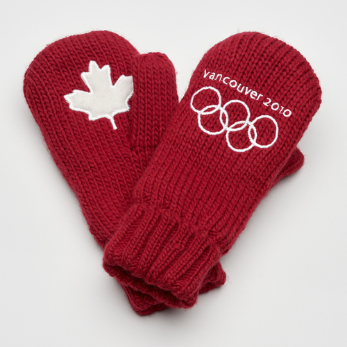 Mittens [XXI Winter Olympiad Vancouver 2010]