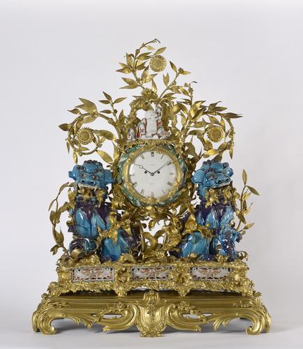 The 'Kylin' clock