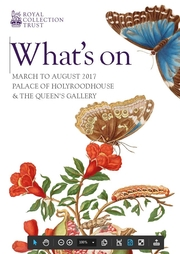 What's on brochure: Edinburgh, March to August 2017