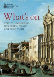What's on: London & Windsor - April to November 2017 guide front cover