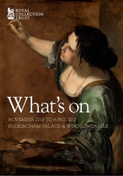 What's on brochure, November '16 to April '17 front cover