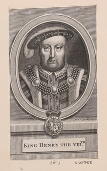henry viii king of england 1491 1547