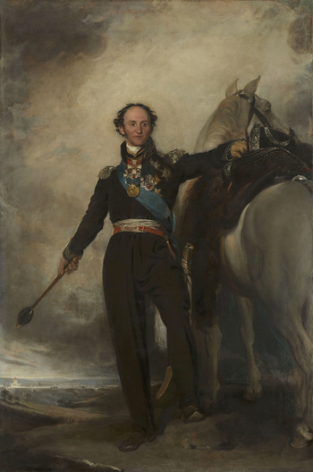 Lawrence was the most fashionable and also the greatest portraitist of his generation. He was made Principal Painter to George III in 1792 after Reynolds's death, and received occasional commissions; however it was only after 1814 that George IV beg