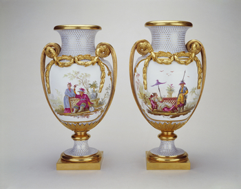 Master: Vase Duplessis a monter